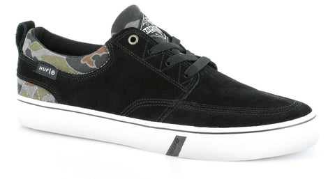 Huf Shoes Ramondetta Pro - Jet Black/Camo