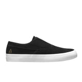 Huf Shoes Dylan Slip On - Black/White