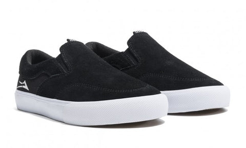Lakai Shoes Owen Kids - Black Suede