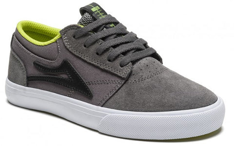 Lakai Shoes Griffin Kids - Grey Suede