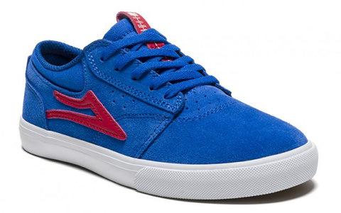Lakai Shoes Griffin Kids - Royal Blue Suede