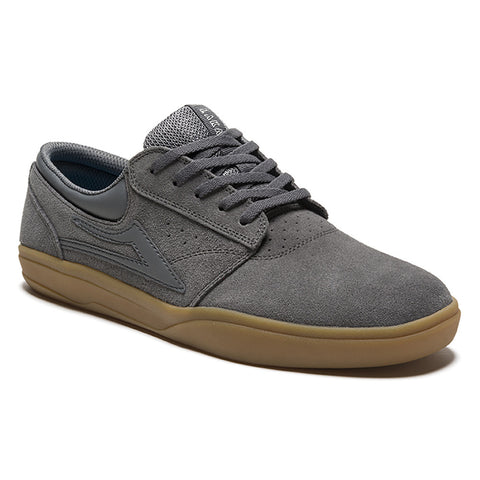 Lakai Shoes Griffin XLK - Grey/Gum Suede
