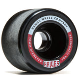 Fatty Hawgs Wheel 70mm 78a - Black (Set of 4)