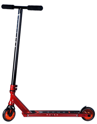 AO Maven 2019 Complete Scooter - Red