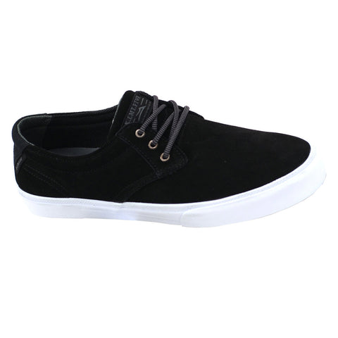 Lakai Shoes MJ - Black Suede