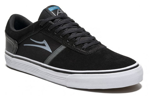 Lakai Shoes Vincent: black suede