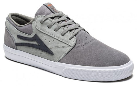 Lakai Shoes Griffin - Grey/Grey Suede