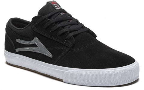Lakai Shoes Griffin - Black/Grey Suede