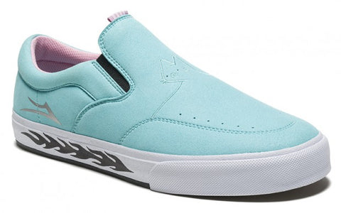Lakai Shoes Owen Leon - Sky Blue
