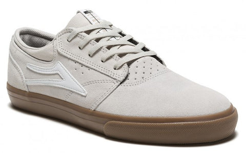 Lakai Shoes Griffin - Cream Suede