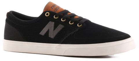 New Balance Shoes Numeric 345 - Black/Brown