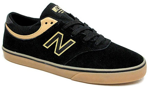 New Balance Shoes Quincy 254 Numeric: black/tan