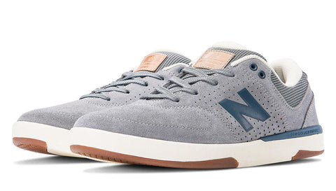 New Balance Shoes Numeric PJ Stratford 533 - Thunder/Blue Rain
