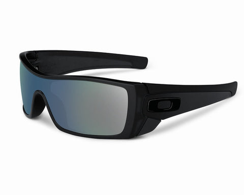 Oakley Sunglasses Batwolf - Black Emerald Iridium