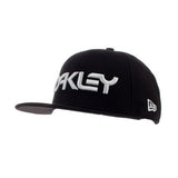 Oakley Cap Factory New Era Black/White