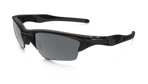 Oakley Sunglasses Half Jacket 2.0 - Polished Black/Black Iridium