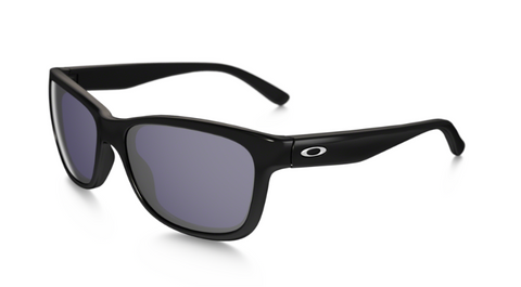 Oakley Sunglasses Forehand - Polsihed Black/Grey