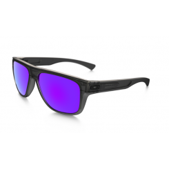 Oakley Sunglasses Breadbox - Matte Black Ink/Violet Iridium