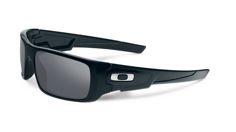 Oakley Sunglasses Crankshaft - Polished Black/Black Iridium