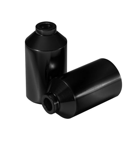 Envy 4130 Pegs - Black Chromoly