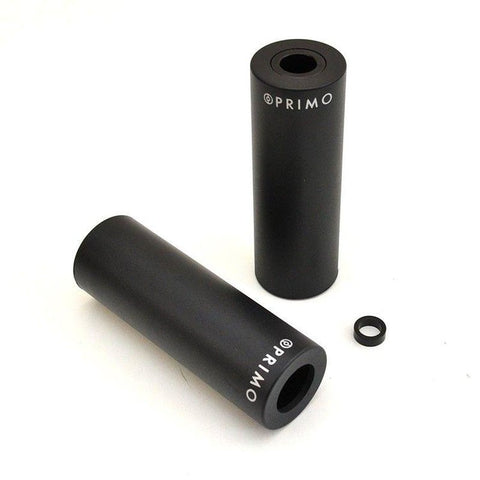 "Primo BMX Binary Cromo PL Peg 4.5"" - Black"