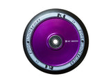 Root Industries 110mm AIR Wheels - Black/Purple (Pair)