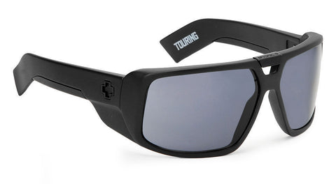Spy Sunglasses Touring - Matte Black/Grey