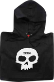 Zero Hoodie Skull Pullover Youth- black