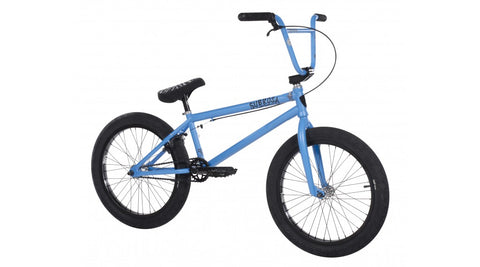Subrosa 2018 Tiro Complete BMX Bike - Satin Highlighter Blue