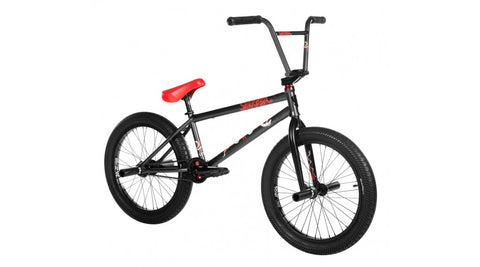 Subrosa 2019 Letum Freecoaster Complete BMX Bike - Satin Dark Grey
