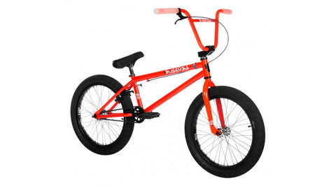 Subrosa 2019 Sono XL Complete BMX Bike - Gloss Fury Red