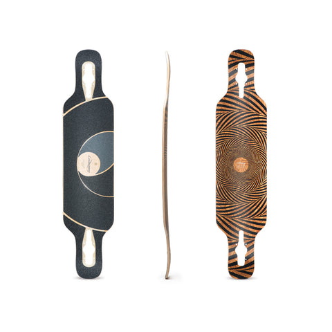 Loaded Longboard Deck Tan Tien 2016