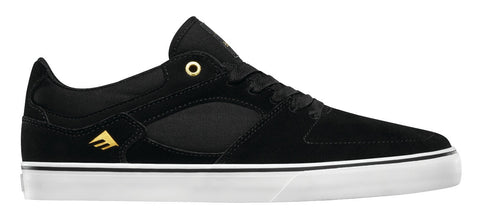 Emerica Shoes The Hsu Low Vulc - Black/White