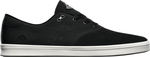 Emerica Shoes The Reynolds Cruiser LT - Black/White/Gum