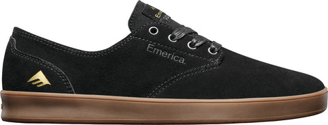 Emerica Shoes The Romero Laced - Black/Gum