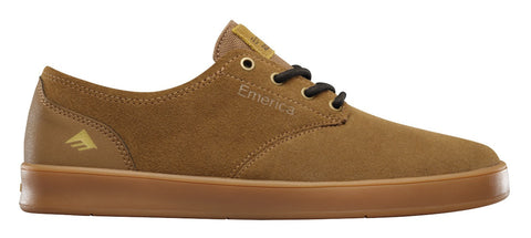 Emerica Shoes The Romero Laced - Brown/Gum/Brown