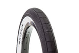 "Demolition Momentum Tire 2.35"" - White Wall"