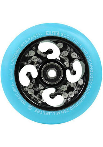 Elite UHR Sig Wheels 110mm - Light Blue (Pair)