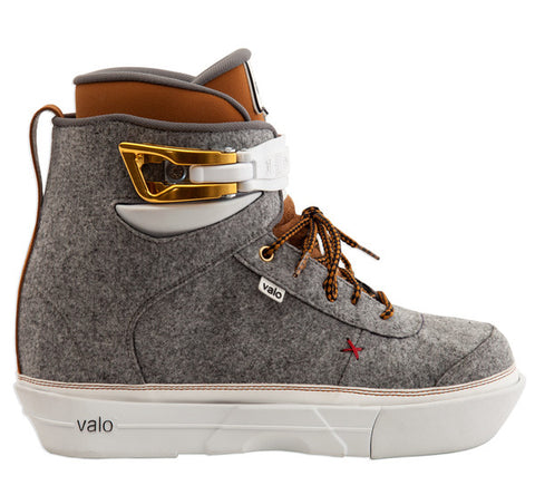 Valo Skate SK2 Pro Boot Only - Grey