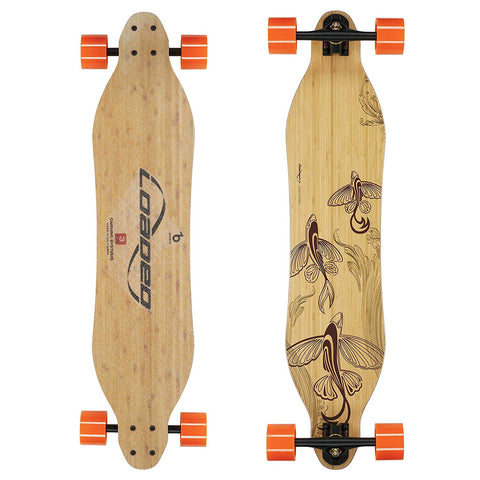 Loaded Vanguard Complete Longboard