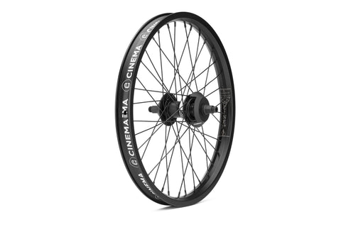 Cinema BMX FX2 Reynolds Freecoaster RHD Rear Wheel - Black