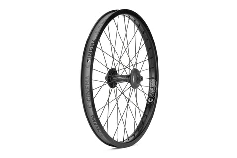 Cinema BMX ZX 333 Front Wheel - Black