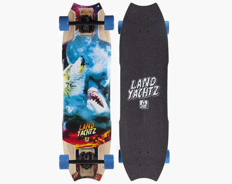 Landyachtz Complete 2017 Wolf Shark Re-Issue