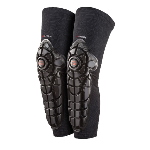 G-Form Elite Knee-Shin Guard Youth - Black