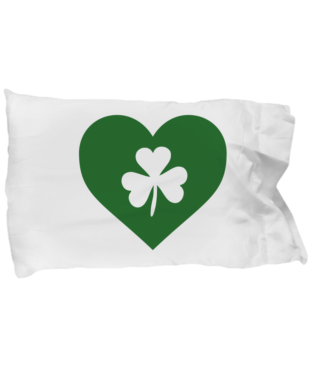 Irish and proud collection swagger for life irish at heart pillow case biocorpaavc