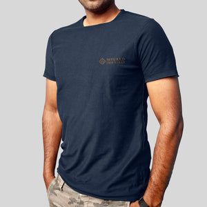 T-Shirt Short Sleeve Men's - Navy