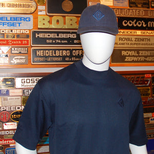 Golf Shirt Cutter & Buck S/S Men's - Navy