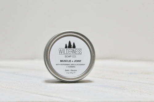 Muscle + Joint Balm