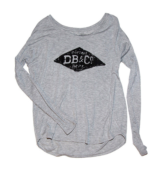 Women's Labor Department Long Sleeve Athletic Heather