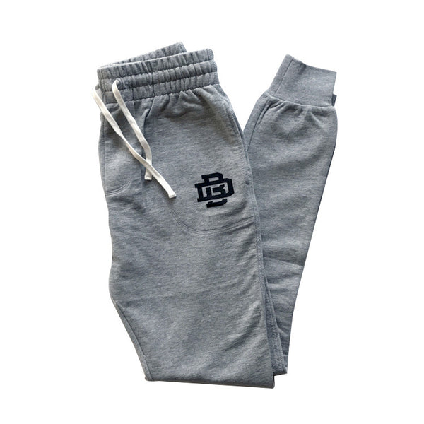 DB Track Pants - Athletic Heather